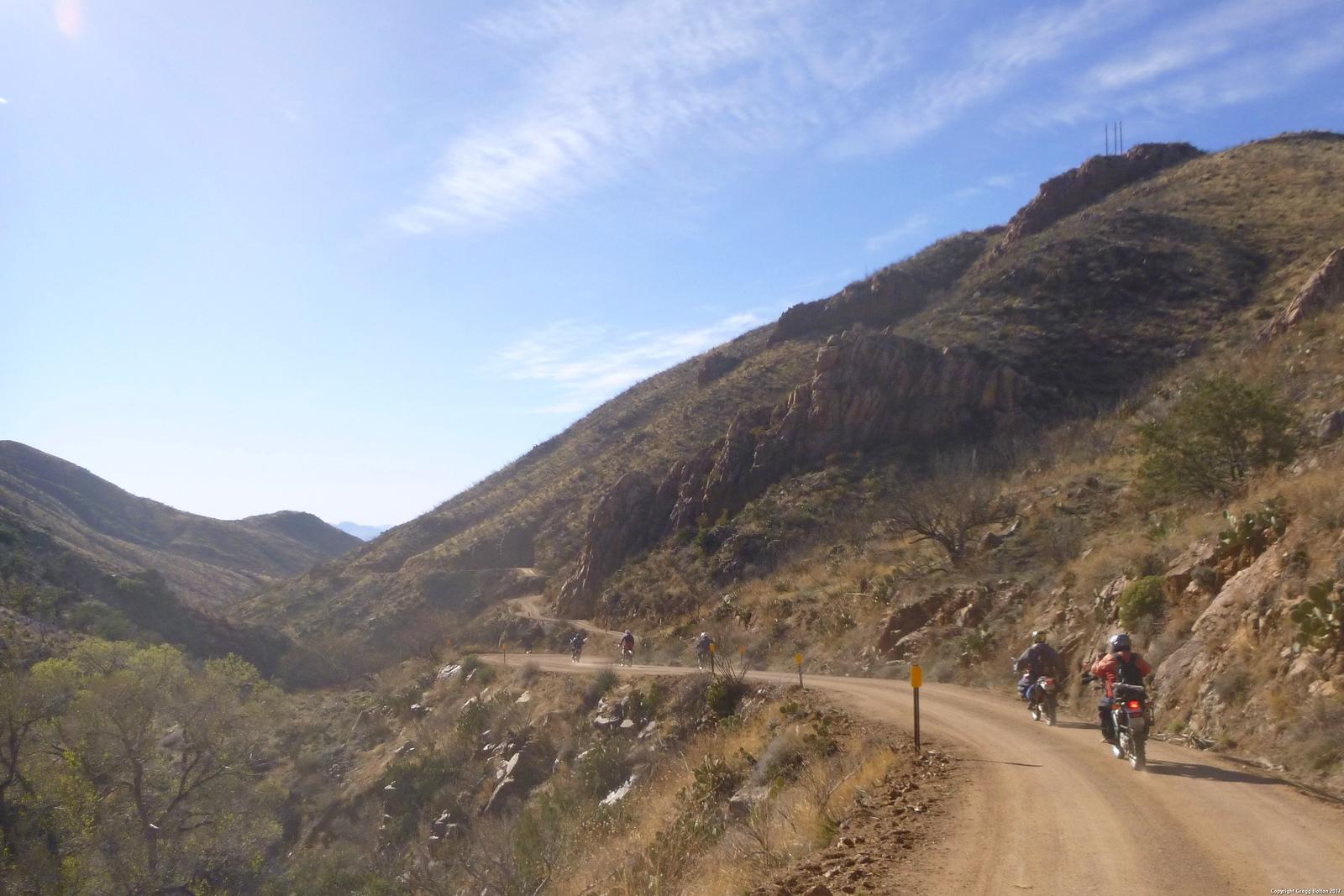On Box Canyon Road