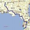 Sarasota to Selma AL tracks