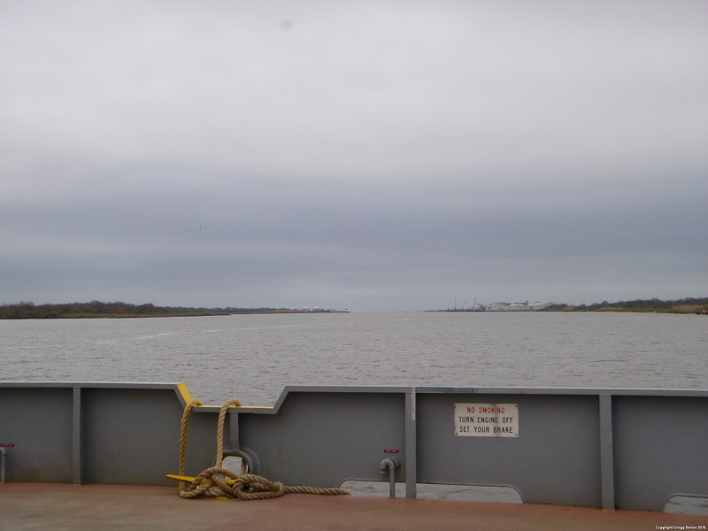 Ferry in Cameron, TX