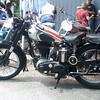 A very vintage BSA.