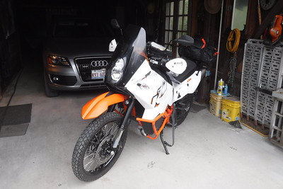 Moto-TiAT to Golden Eagle - 2017
