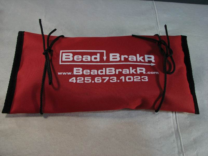 "This is the Tire Iron BeadBrakR kit.  We'll call it the ""TIBB"", for ease of reference. 