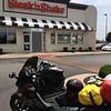 6/22 - Steak n' Shake in Lake St. Louis, Missouri for lunch.