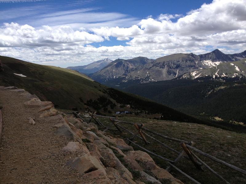 6/25 - Rocky Mountain National Park.