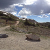 6/27 - Cottonwood Pass, summit.