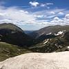 6/25 - Rocky Mountain National Park. Climbing Trail Ridge...