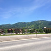 6/26 - I rode from Winter Park to Steamboat Springs...and here be the ski area. :D