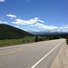 6/26 - US24 going south, nearing Leadville. Beautiful country...