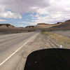 7/2 - US64, heading to Shiprock, NM. Desert landscape...
