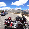 6/25 - Rocky Mountain National Park. My FJR...what a great machine...