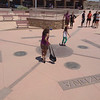 7/2 - US160, Four Corners Monument. Random people...