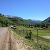 6/27 - This dirt road turns east off CO133 before reaching Somerset, CO and leads to Kebler Pass. It looked interesting and I followed it for a few miles, but turned around and got back on 133. Nice view though...