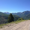 6/27 - Heading south on CO133, McClure Pass
