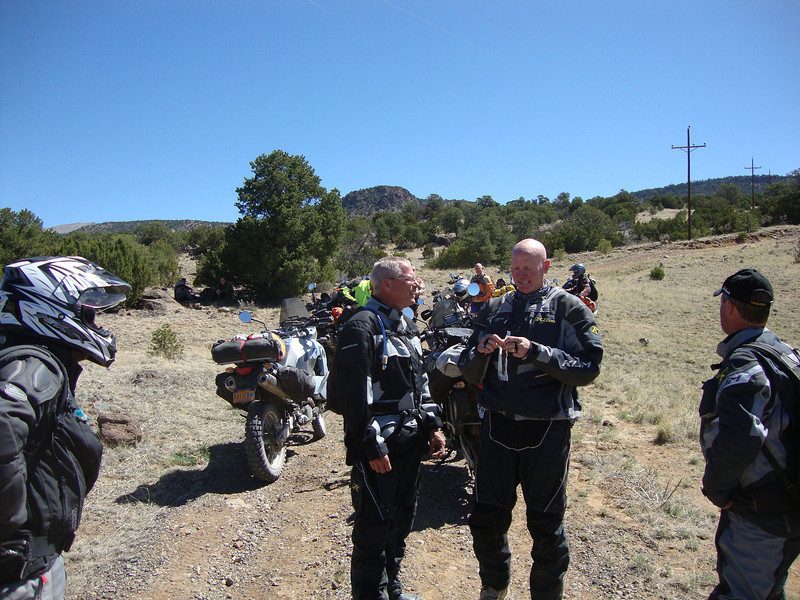FR 400 Mt Taylor NM - Jim, Bill, Rob