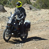FR 400 Mt Taylor NM - Bill<br /> <br /> Top of a difficult steep rocky switchback hill climb.
