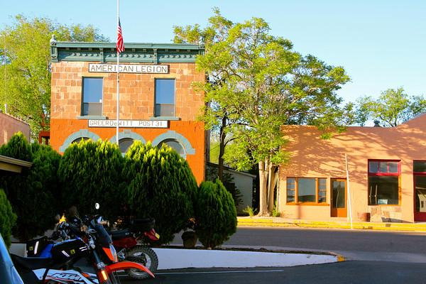 Main street downtown St. Johns AZ