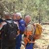 FR 202 west of San Carlos rez - Gael, Klaus, Jon, Greg, Michael, Jay