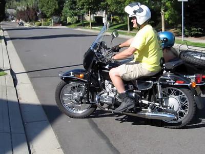 Ural Ride