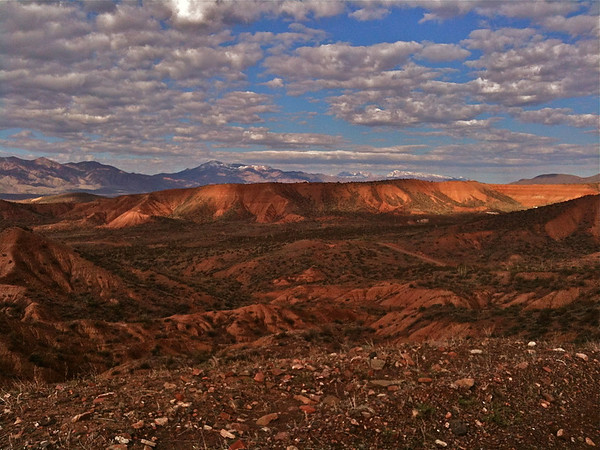 Tonto Basin & Apache Trail - December 2011