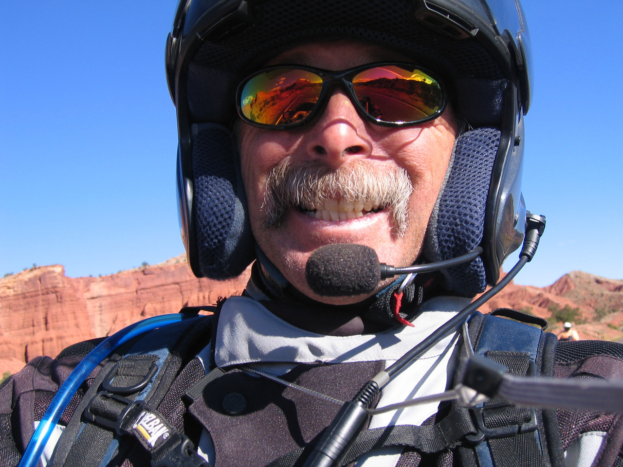 You all need to know that even though this is my ride tale, and my SmugMug site, the REAL hero of this ride tale is my friend, Doug Matson (Hazmat).<br /> <br /> Doug has to be the world's greatest photographer from a moving motorcycle.  All the photos of this trip are his.  THANKS DOUG!!!!