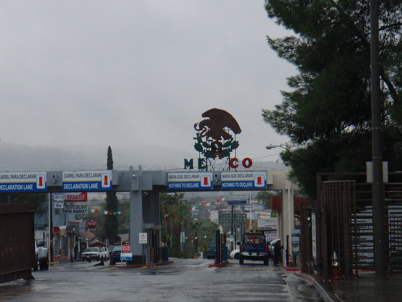 Tecate, 3rd Country, Day 5