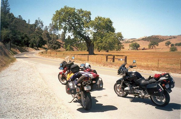 April 2002 - Carmel Trip