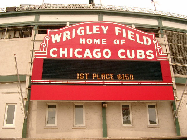 Wrigley Field, Chicago