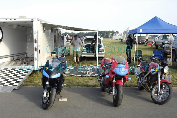 Track Day with the Bike - NJ Motorsports Park on Lightning Raceway - 7-6-09