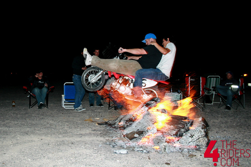 dan and matt fire jump xr100