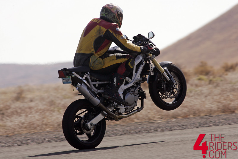 wheelie sv streetfighter fernley