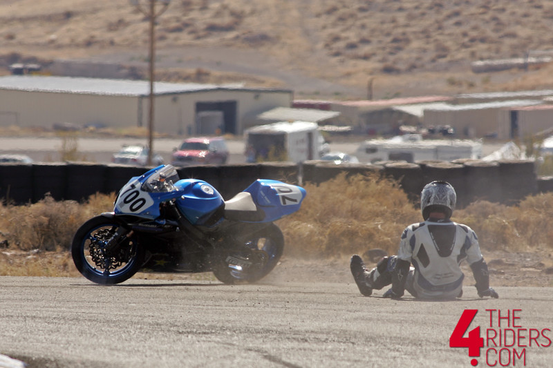 motorcycle crash photo lowside gsxr flip