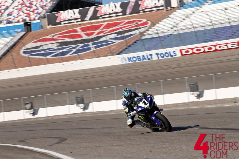 josh hayes superbike yamaha factory testing las vegas