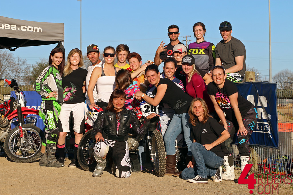 women that ride california supermoto schools fast girls camp dirt training dtx