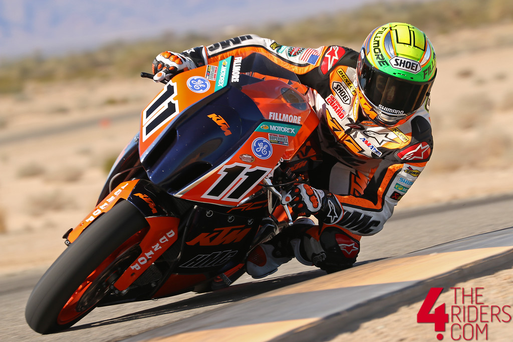 chris fillmore ktm ama superbike
