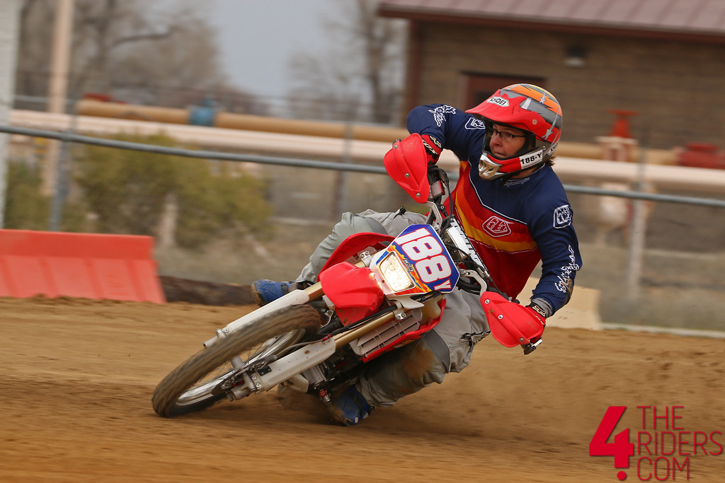 flat track dirt track prairie city supermoto