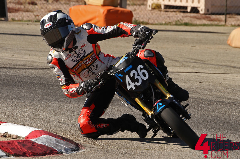 andrew lee racing grom 24 hour m1gp charity race