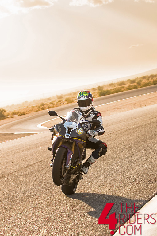 scott russell mr daytona s1000rr wheelie chuckwalla valley raceway rickdiculous racing