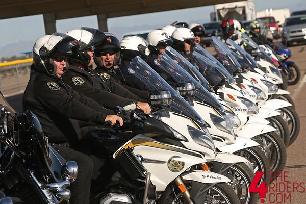 phoenix police motors unit