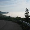 Foggy morning in Nova Scotia