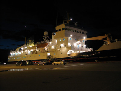 The MV Northern Ranger
