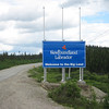 Start of Trans Labrador Highway