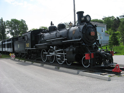 Locomotive 593