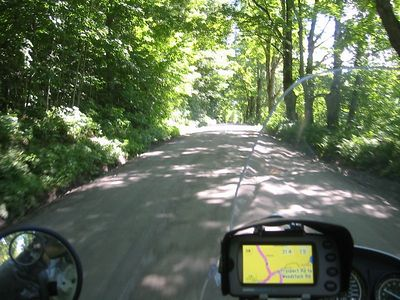 GPS short cut!