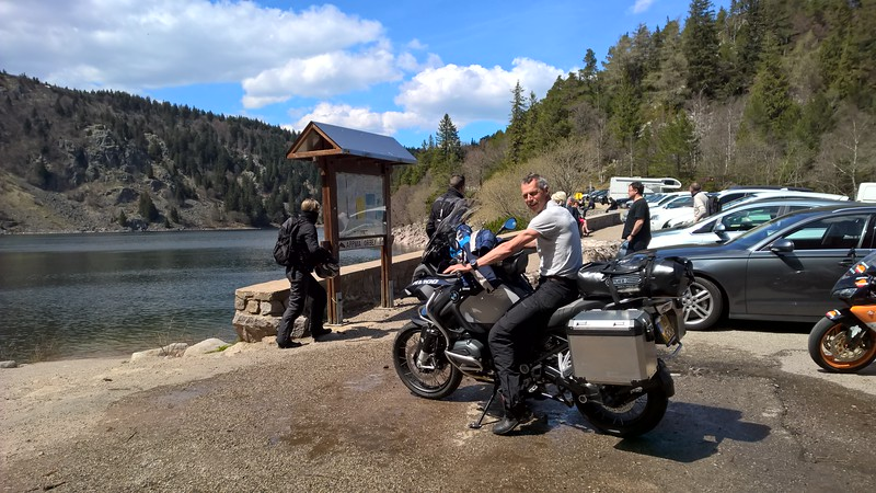 Lac Blanc 06/05/2016