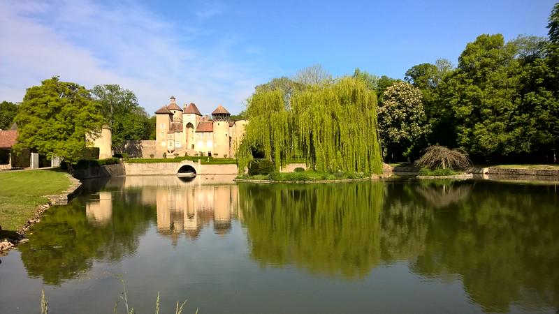 Château de Sercy 08/05/2016