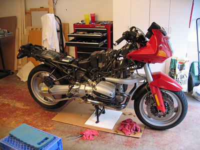 Transmission Rebuild 07