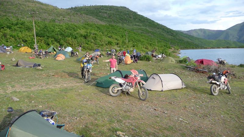 best campsite ever !!!