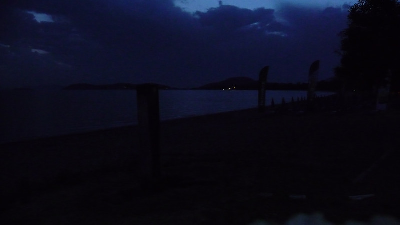 some late night beach view during phonecall to the misses who's in Firenze on holiday