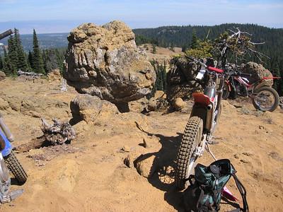 PST Funny Rocks (Endurance) Trails 2006