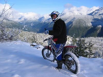 Snow Trials - Reiter 11/04